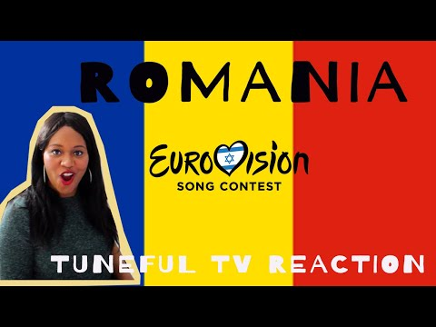 EUROVISION 2019 - ROMANIA - TUNEFUL TV REACTION & REVIEW