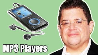 Patton Oswalt - Mp3 Players
