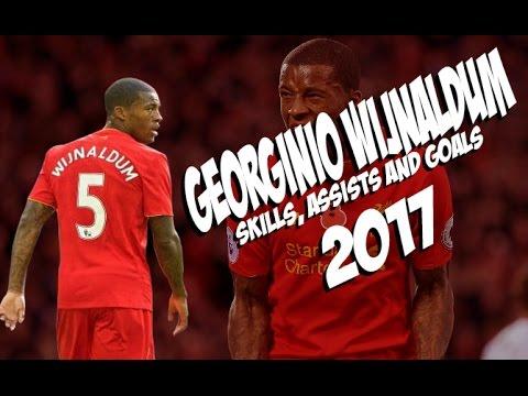 Georginio Wijnaldum - Skills and Goals - Liverpool - 2016/2017