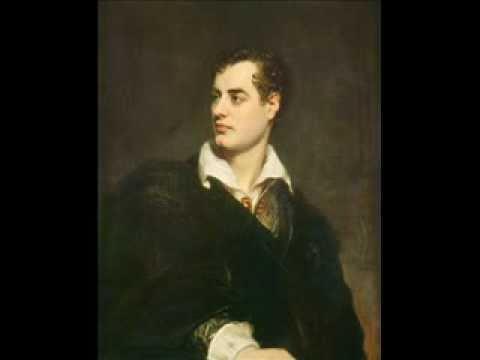She Walks In Beauty ~ Lord George Gordon Byron