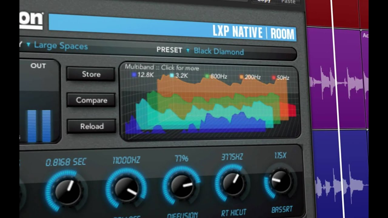 Lexicon LXP Native Reverb Plug-in Bundle | Sweetwater