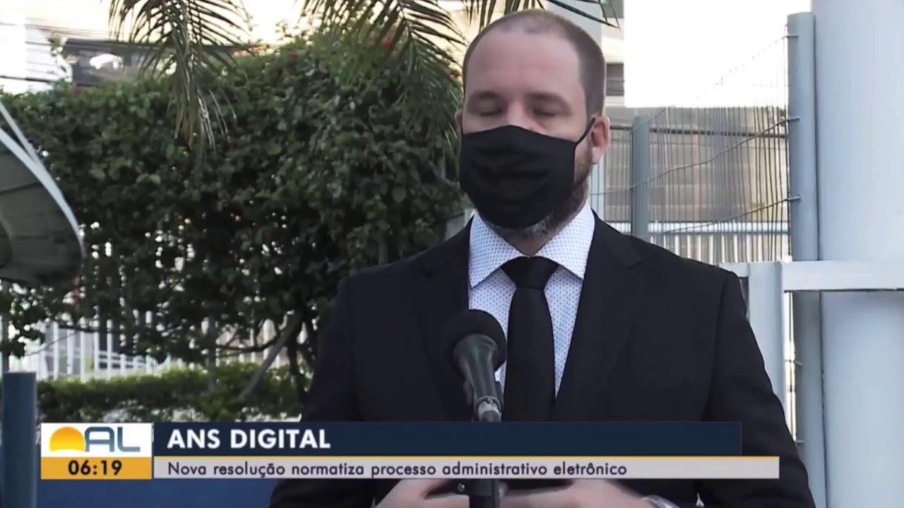 ANS Digital - Dr. Juliano Pessoa explica os avanços.