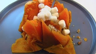 Betty's Perfect Loaded Baked Sweet Potato