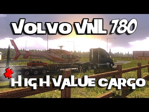 Euro Truck Simulator 2 - Volvo VNL 780 | High Value Cargo 1/2