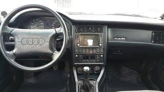 Audi 80 (B4) Настоящее немецкое качество и надёжность 90-х !
