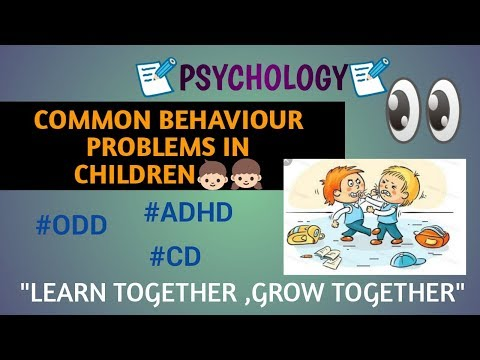 Common Child Behavior Problems as well as their Solutions