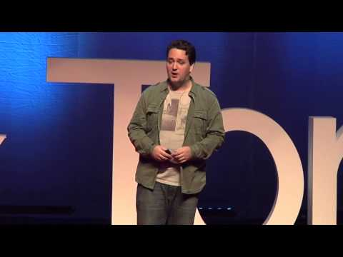 Ponycorns and programming kids: Ryan Henson Creighton and Cassandra Creighton at TEDxToronto