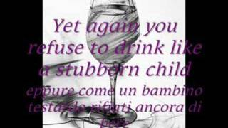 evanescence - breathe no more lyrics+traduzione in italiano