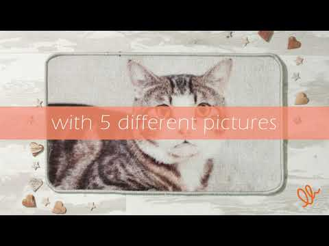 TAPPETO ANIMAL DIGITAL le foto dei nostri amici a 4 zampe
