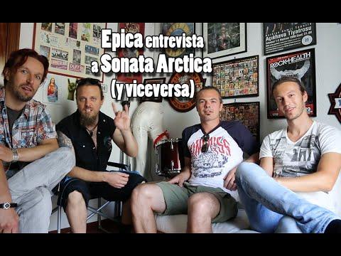 Epica entrevista a Sonata Arctica (Y viceversa)