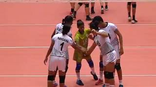 HL วอลเลย์บอล U17 Princess Cup - อินเดีย พบกับ นิวซีแลนด์