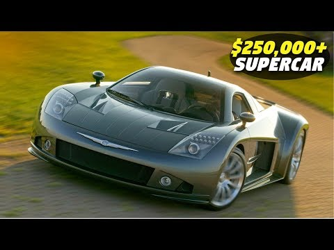 2004 Chrysler ME-412 Supercar Story - History, Specs, & Why It Got Cancelled (Blame Mercedes!)