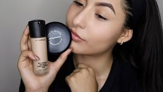 Mac Next To Nothing Face Colour First Impression | Betsy Guadarrama