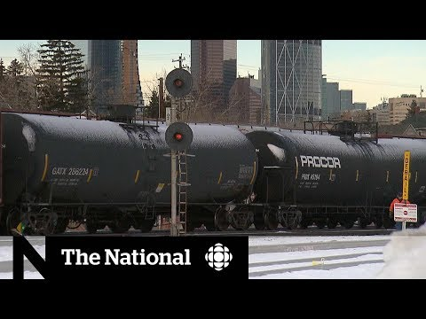 Oil-by-rail Exports Rise To New Record, Says NEB