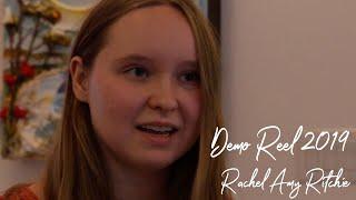 Rachel Amy Ritchie Demo Reel 2019