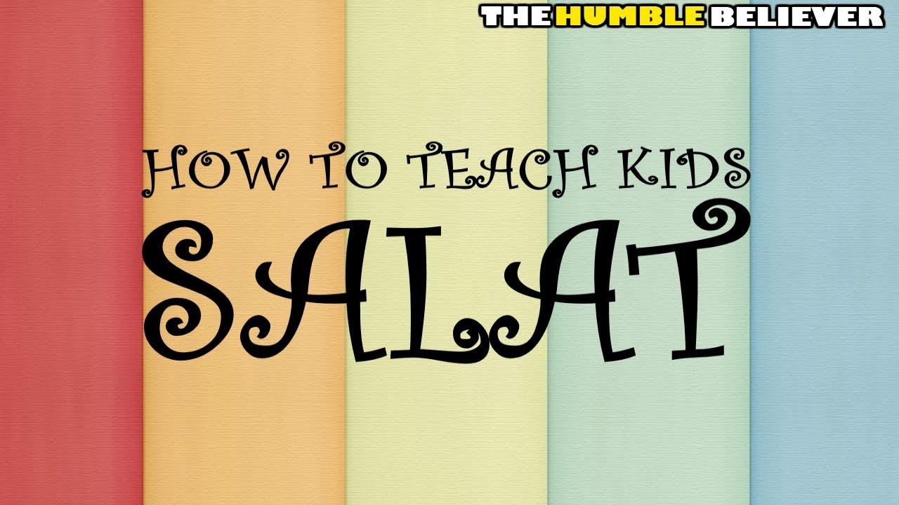 How to Teach Kids Salat  Nouman Ali Khan Funny  YouTube