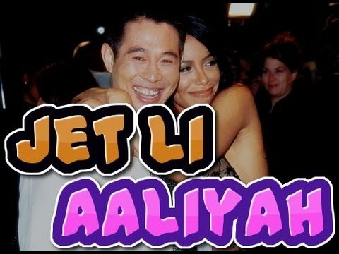 Black and Asian - Jet Li and Aaliyah