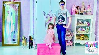Аливия идет на День Рождение Алисы #BabyAlive #детскийканал #развлечения #видеодлядетей