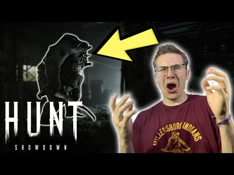 *FIRST GAME* OF HUNT SHOWDOWN EVER!  