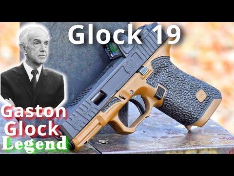 Gaston Glock гений оружия, Glock 19 один из лидеров продаж