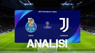 PORTO - JUVENTUS ANALISI POST PARTITA