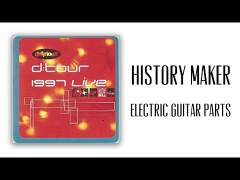 History Maker chords by Delirious - Worship Chords