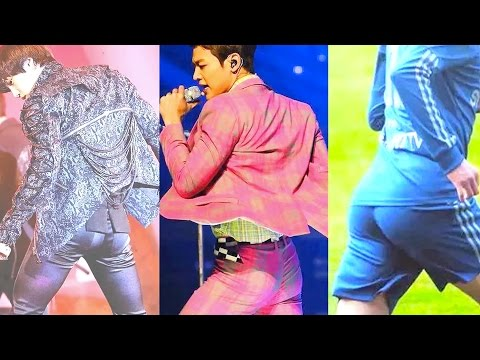 BEST BUTTS IN KPOP?