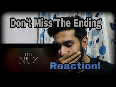 THE NUN - Official Teaser Trailer [HD] | Reaction ! | Ishan Sethi