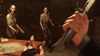 Dishonored 2 Stealth High Chaos (Assassinate Breanna Ashworth)1080p60Fps