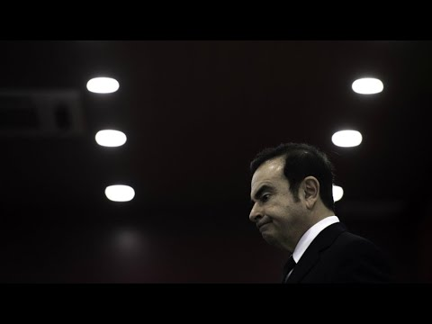 Japanese prosecutors file new charges against former Nissan chair Ghosn