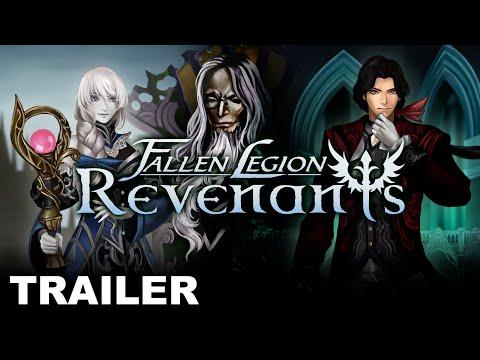 Fallen Legion Revenants - Demo Trailer (PS4, Nintendo Switch)