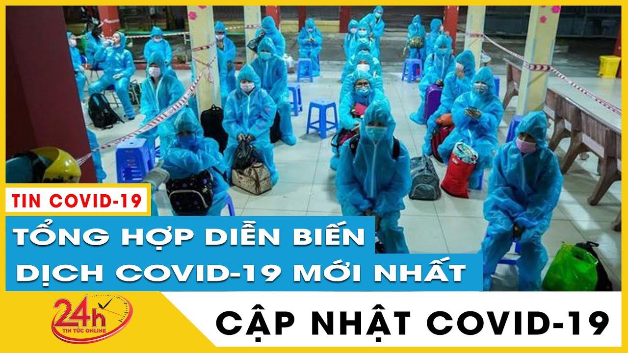 Tin tức Covid-19 mới nhất hôm nay 25/6. Diễn biến mới Dich Virus Corona Việt Nam hôm nay 285 ca mới