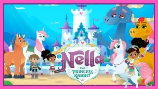 Nella The Princess Knight: Sleepy Dragon Adventure Children's Game - Nick Jr App For Kids