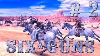 SIX - GUNS Faroeste Sobrenatural ( Ladrões de túmulos ) - Gameplay Android / Parte 2