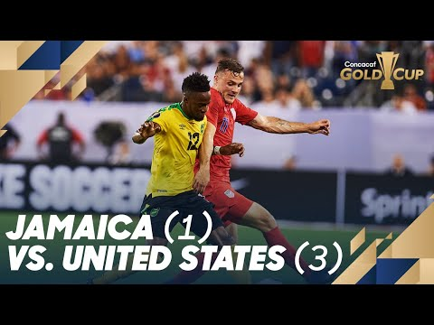 Jamaica vs. United States - Game Highlights