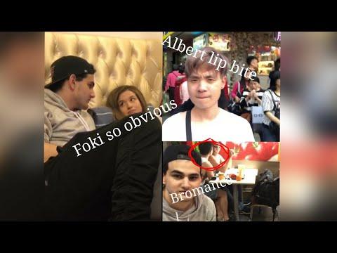 OfflineTV at Taiwan Final day PT 2! EVEN MORE FOKI! Albert meets a cute  girl  Albert gets hit on