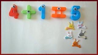 Learn Basic Math For Kids Addition   Best Maths Educational Videos for Children