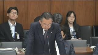 斉藤和子 農作物共済の維持を 農業災害補償法改正審議