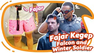 EXCLUSIVE Falcon and the Winter Soldier Ngeliat Fajar ...