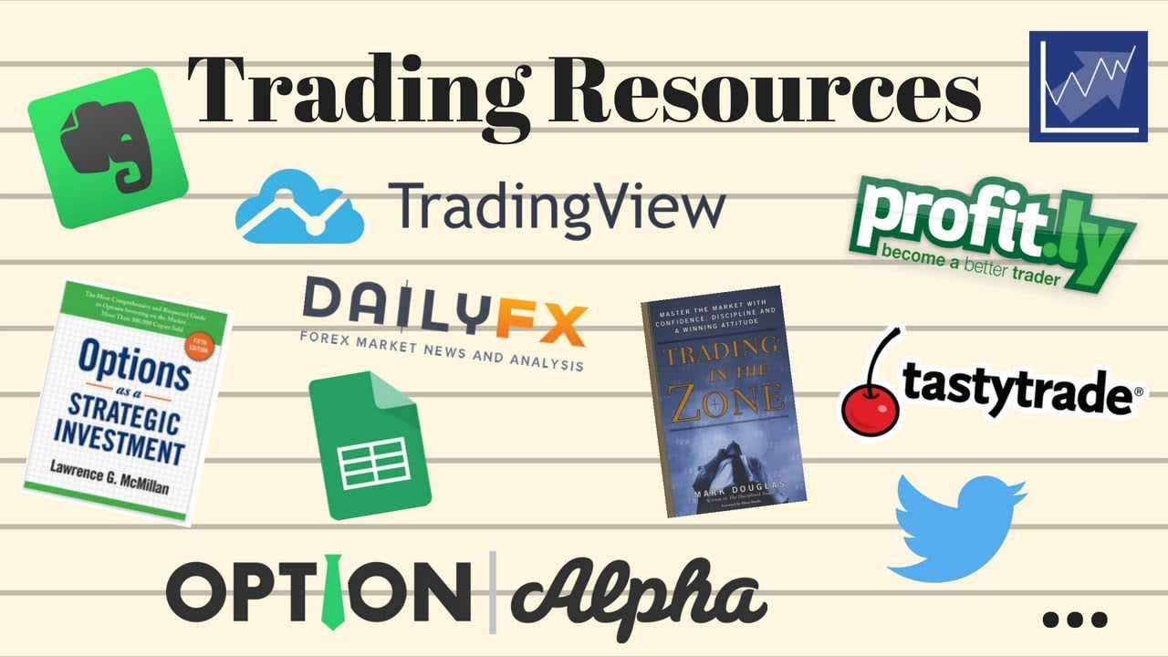27 Options Trading Resources That You Need | Trade Options With Me