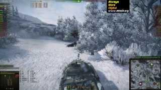 WoT 0.8.11 - смотрим, щупаем. Взводный стрим Slayer и Rezonans. [World of Tanks] AlMoDi