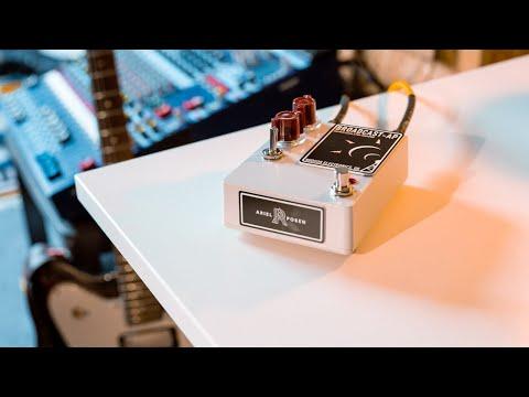 Hudson Electronics BROADCAST-AP: Preamp/overdrive/fuzz