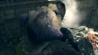 The Last Guardian Game Movie HD All Cutscenes 1080P