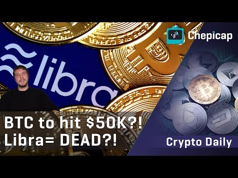 Libra is DEAD; Bitcoin may go to $1000 before new ATH! | Cryptocurrency News | Chepicap