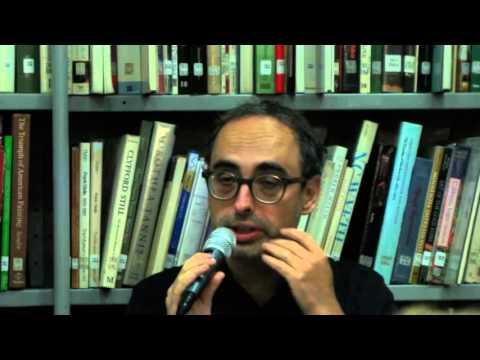 Gary Shteyngart @ The American Library in Paris | 25 September 2015