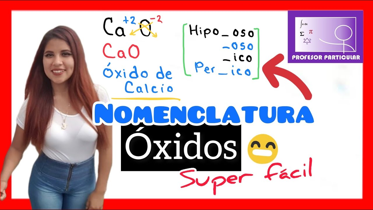 Nomenclatura qumica xidos qumica inorgnica youtube nomenclatura qumica xidos qumica inorgnica urtaz Choice Image