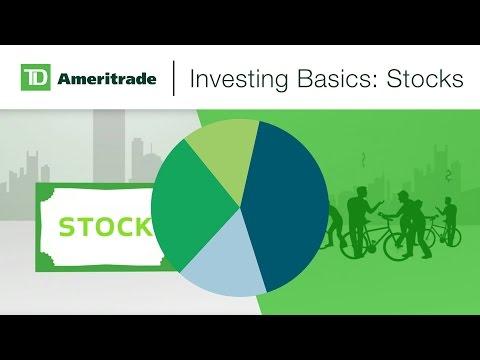 Investing Basics: Stocks