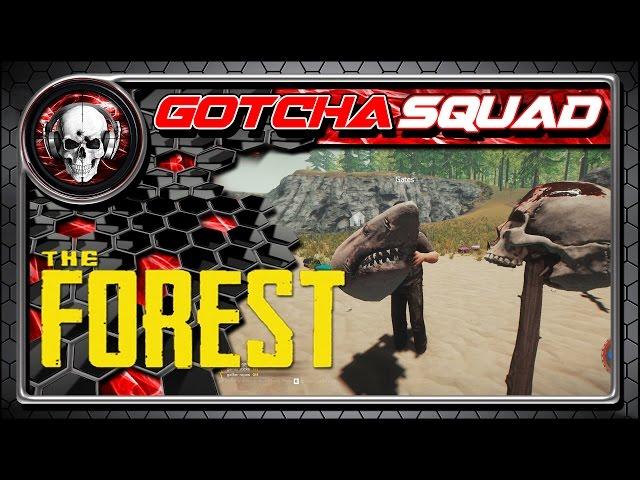 The Forest - Devastando a Floresta