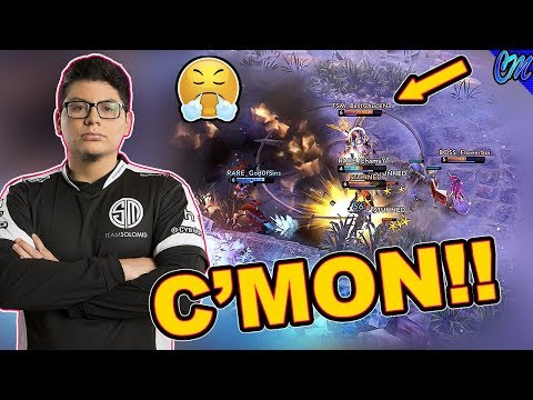 VAINGLORY | GETTING SMACKED BY BESTCHUCKNA AND PON!! C'MON BRO WHY YOU DO THIS TO US!!! [RANKED]