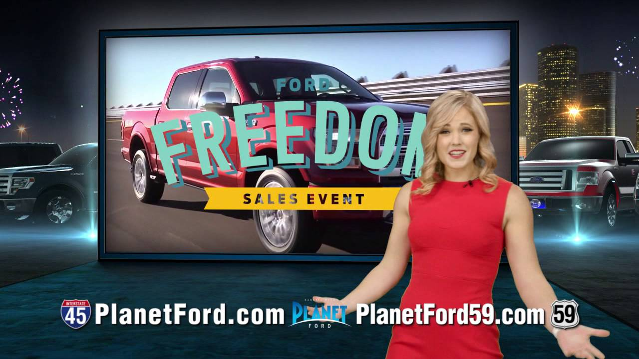 Planet Ford Humble >> Planet Ford Humble Freedom Sales Event